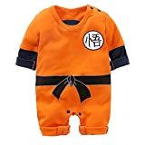 Yierying Newborn Jumpsuits Baby Lovely Long Sleeve Cartoon Romper Baby Clothes