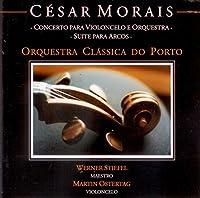 CEASR MORAIS - CONCERTO PARA VIOLONCELO E ORQUESTRA (1 CD)