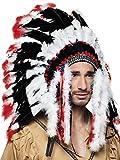 Boland- Adorno para el pelo indio Apache, talla única (44139)