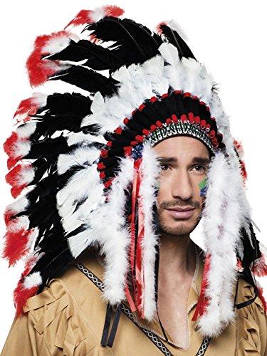 Boland- Adorno para el pelo indio Apache, talla nica (44139)