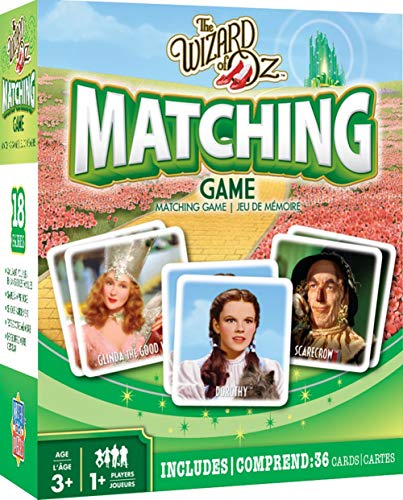 MasterPieces Wizard of Oz Matching Game