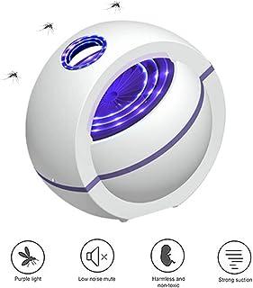 Lámpara Mosquitos USB Powered LED Trampas para Insectos Mata Mosquitos Eléctrico para Mata Insectos Sin Productos Químicos Silencioso