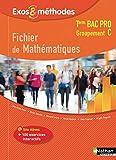 Fichier de Mathématiques Tle Bac Pro Groupement C