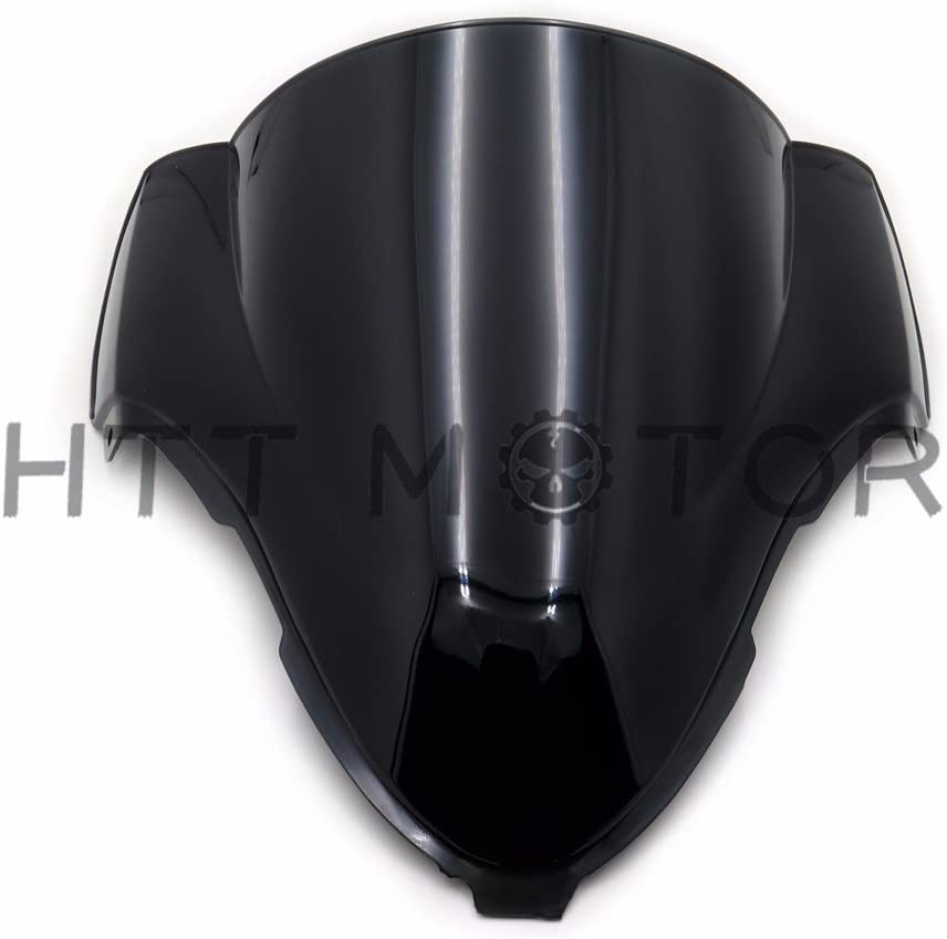 SMT-Windshield Windscreen Compatible With Suzuki GSX130 Max 66% OFF Free shipping anywhere in the nation Hayabusa