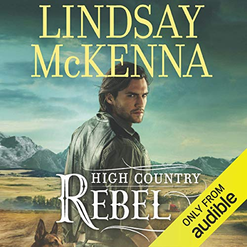 High Country Rebel audiobook cover art
