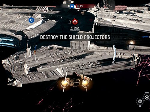 Clip: Starfighter Assault (Rebels and Empire)