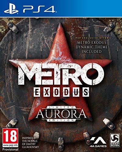 Metro Exodus Aurora Limited Edition - PlayStation 4 [Importación inglesa]