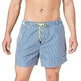 NORTH SAILS Volley Allover 36 cm Costume a Pantaloncino, Combo 2, Small Uomo