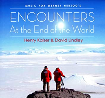 Music For Werner Herzog's Encounters at the End of the World