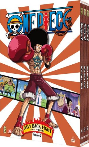 One Piece-Davy Back Fight-Coffret 2