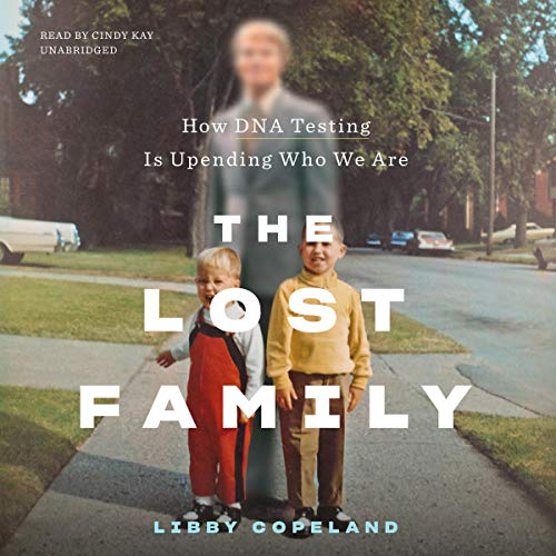 The Lost Family cover art