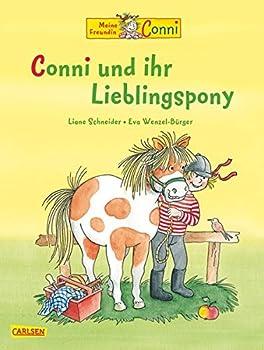 Hardcover Conni und ihr Lieblingspony [German] Book