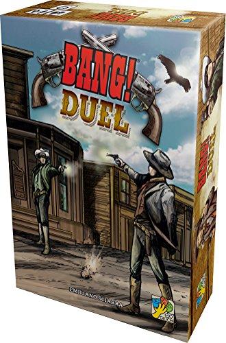 Bang ! Le Duel - Asmodee - Jeu de société - Jeu de cartes - Jeu de bluff - 2 joueurs