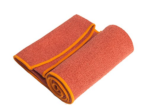 """YogaRatHand Towel-100% Microfiber Hand Towels-Place Beside Your Mat During Practice-Wipe SweatfromFace and Hands During Exercise-Complements Your Yoga Mat Towel-15""""x 24"""""""