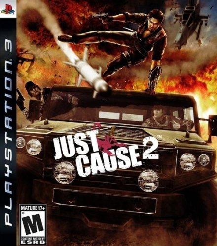 Big Ben Just Cause 2, PS3 - Juego (PS3)