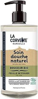 La Corvette, Organic Fig Leaf Gentle Shower Care, 500ml