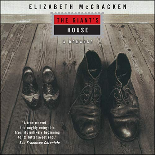 The Giant's House     A Romance              By:                                                                                                                                 Elizabeth McCracken                               Narrated by:                                                                                                                                 Vivienne Leheny                      Length: 11 hrs and 9 mins     5 ratings     Overall 3.8