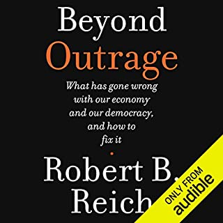 Beyond Outrage audiobook cover art