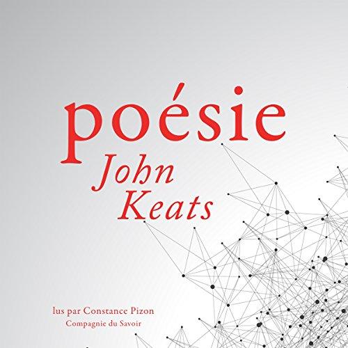Poésie de John Keats audiobook cover art