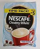 NESCAFE Philippines Blend & Brew Instant Coffee Mix, Creamy White 25g x 30