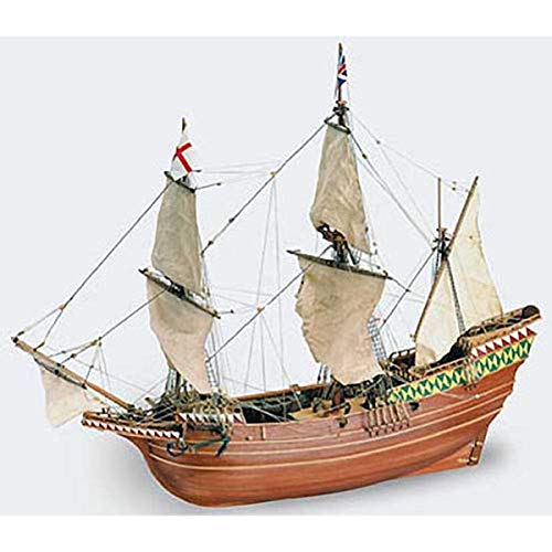 Artesanía Latina 22451. Maqueta de Barco en Madera Mayflower 1/64
