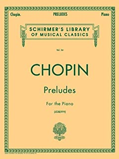 Preludes for the Piano