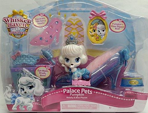 Palace Pets Pumpkin Beauty & Bliss Playset
