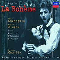 Puccini - La Bohティme / Alagna ツキ Gheorghiu ツキ Scano ツキ Keenlyside ツキ D'Arcangelo ツキ Di Candia ツキ Chailly (1999-07-28)