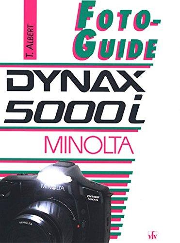 FotoGuide Minolta Dynax 5000i.