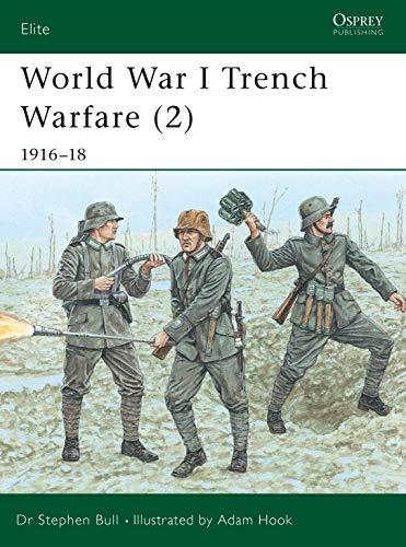 World War I Trench Warfare (2): 1916–18 (Elite Book 84) (English Edition)