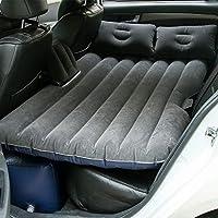 sinbide Auto SUV Colchón de aire colchón auto Colchón hinchable con bomba de aire Jifero móviles Aire Cama Colchón Auto para viajes camping Outdoor