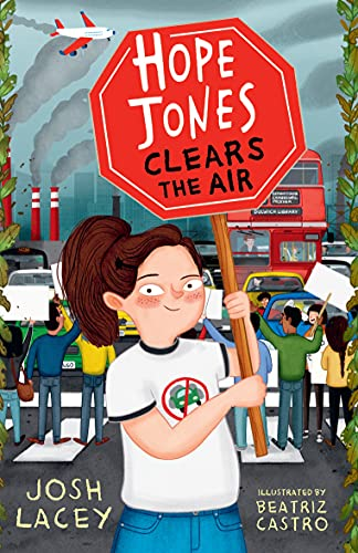 Hope Jones Clears the Air (Hope Jones Save The World) (English Edition)