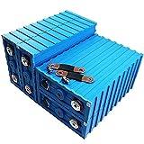Batería Celda Profunda Prismática Recargable LiFePO4 De Fosfato Hierro Y Litio De 3,2 V 200 Ah, Barcos, Caravanas, Carritos Golf, Sistemas Solares, UPS, Etc.