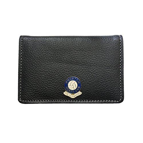 Preston North End Football Club Leather Card Holder Wallet