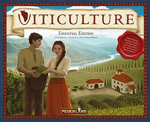 Viticulture Essential Edition (Feuerland Spiele 07)