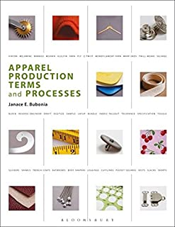 Apparel Production Terms and Processes