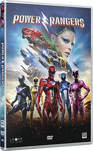 Power Rangers [Italia] [DVD]