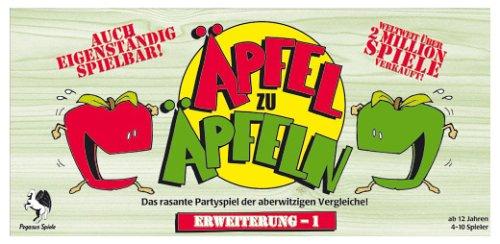 Äpfel zu Äpfeln: Erweiterung 1