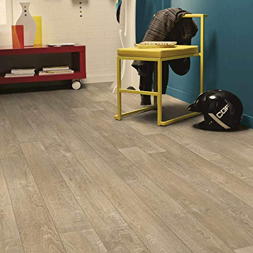 PVC Bodenbelag Tarkett Exclusive 260 Rustic Oak Grey (13,90 € p. m²) (Muster DIN A4)