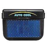AAPP Shop Solar Sun Power Mini Air Conditioner para la ventanilla del Auto del Coche Air Vent Cool Air Ventilación del Aire Acondicionado del Coche portátil
