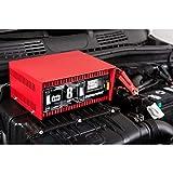 Absaar 77911 Chargeur pour batterie fonctionnant aussi pour les batteries moto 6/12...