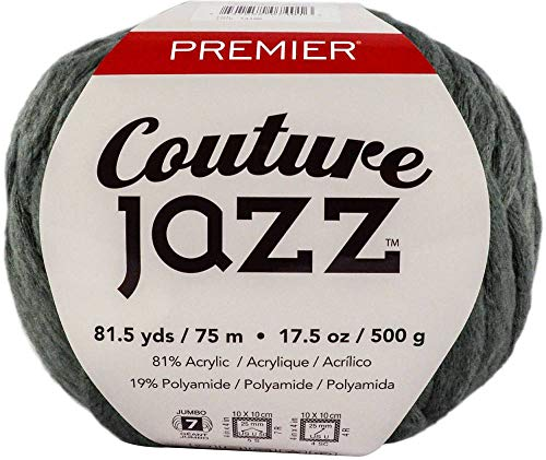 PREMIER YARNS 1080-05 Yarn Couture Jazz Slate