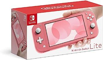 Nintendo Switch Lite 珊瑚色