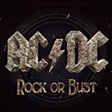 Rock Or Bust (Hologram Sleeve) by Ac/Dc (2014)