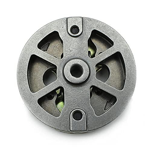 EMBRAGUE Compatible con S-TIHL FS120 FS200 FS250 FS300 FS350 FS400 FS450 FS480 FR450 FR480 BT120C BT121 Accesorios para desbrozadoras Accesorios para desbrozadoras Piezas para desbrozadoras (Color: Ch