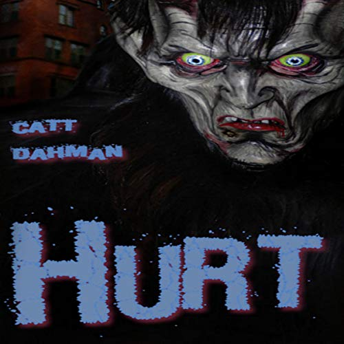 Hurt audiobook cover art