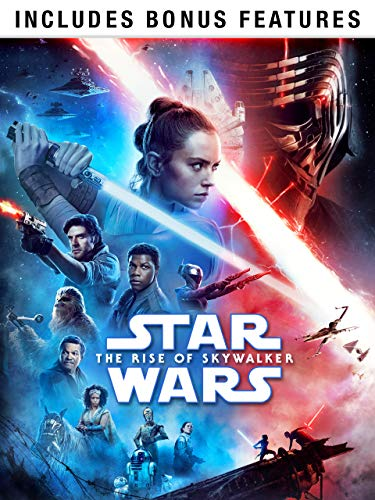 Star Wars: The Rise of Skywalker (Plus Bonus Content)