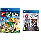 Warner Bros Interactive Spain LEGO Worlds Edición Estándar PlayStation 4 + Lego Harry Potter Collection PlayStation 4. Edition: Estándar