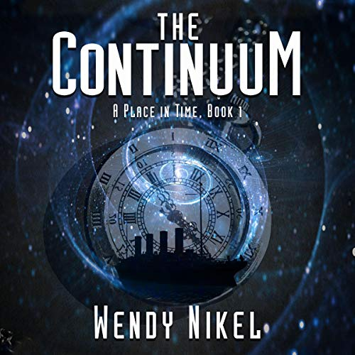 The Continuum audiobook cover art