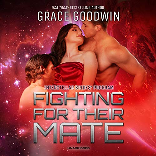 Fighting for Their Mate audiobook cover art